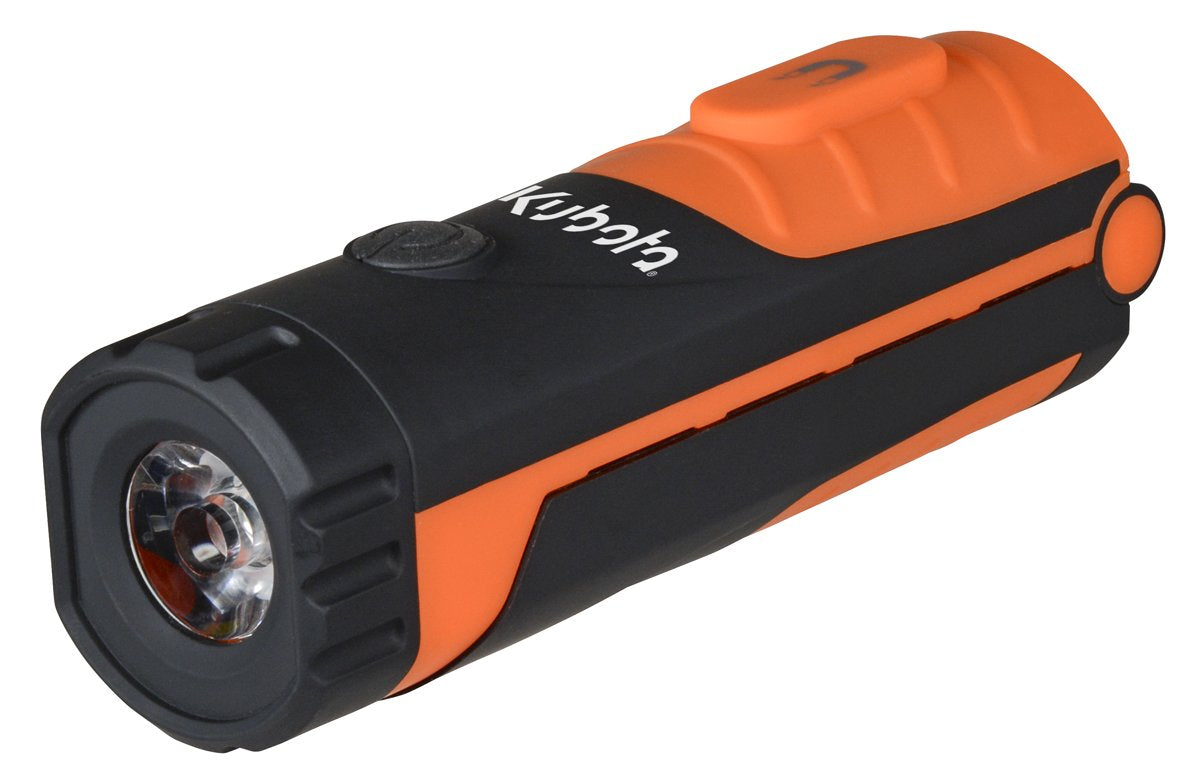 Dual-Purpose Flashlight/Worklight