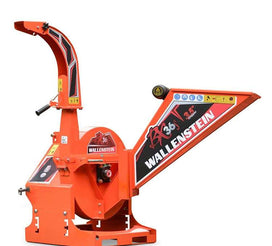 Wallenstein BX36S Wood Chipper