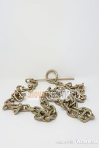 Logging Winch Choker Chain - Circle Loop