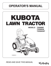 T2290KWT Operators Manual