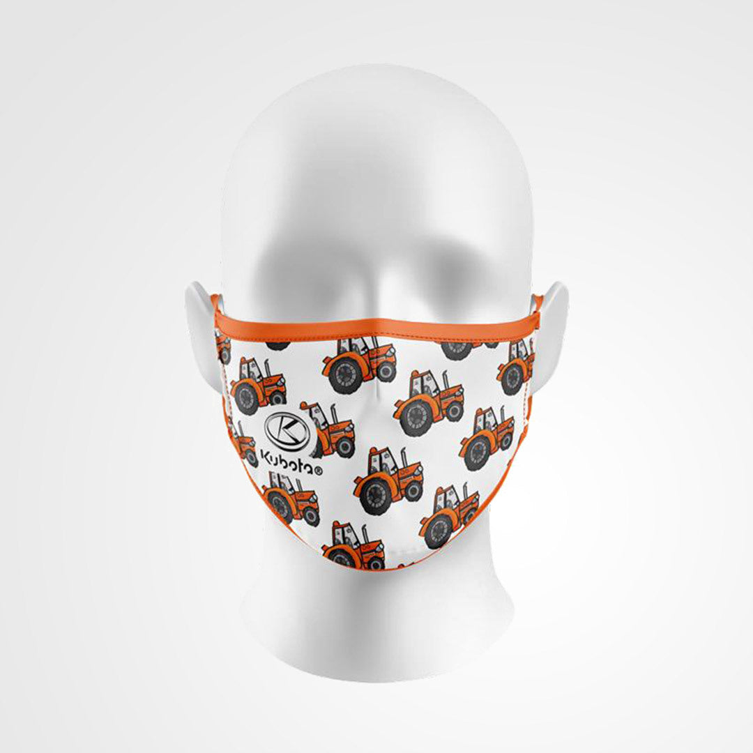 Kid's Kubota Mask