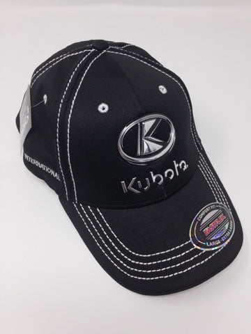 Liquid Chrome Black Hat