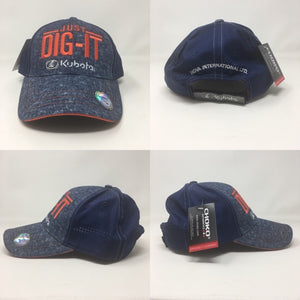 Just Dig It Perforated Cap