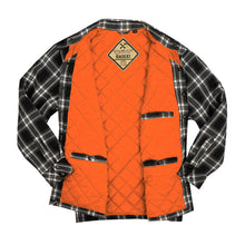 Sawbuck Plaid Jacket