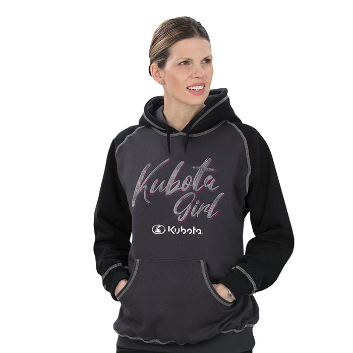 Kubota Girl Fleece
