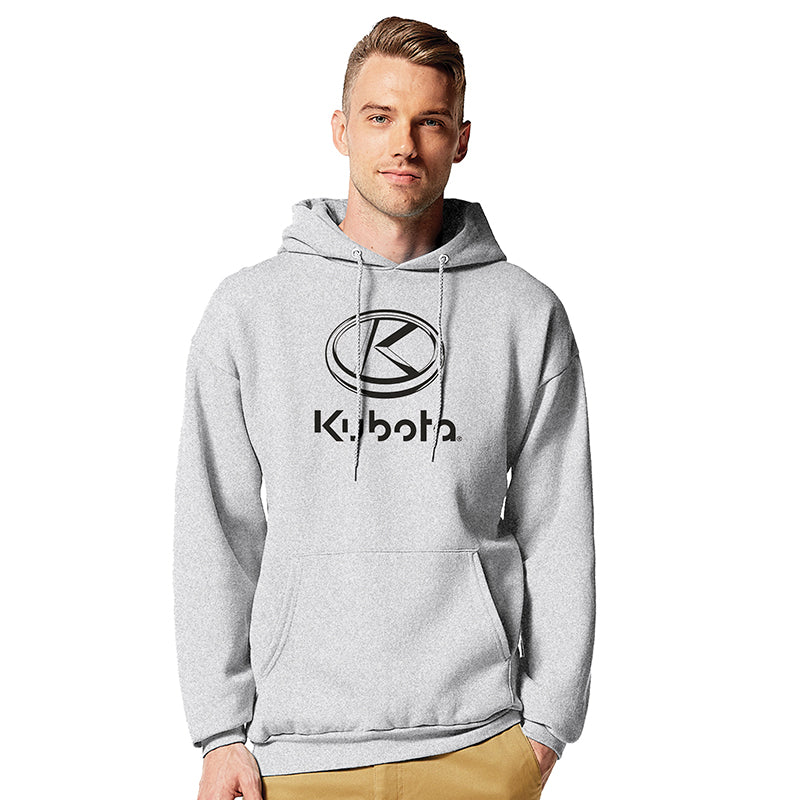 Men's Athletic Grey Hoodie