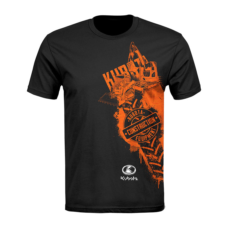 Kubota Construction T-Shirt