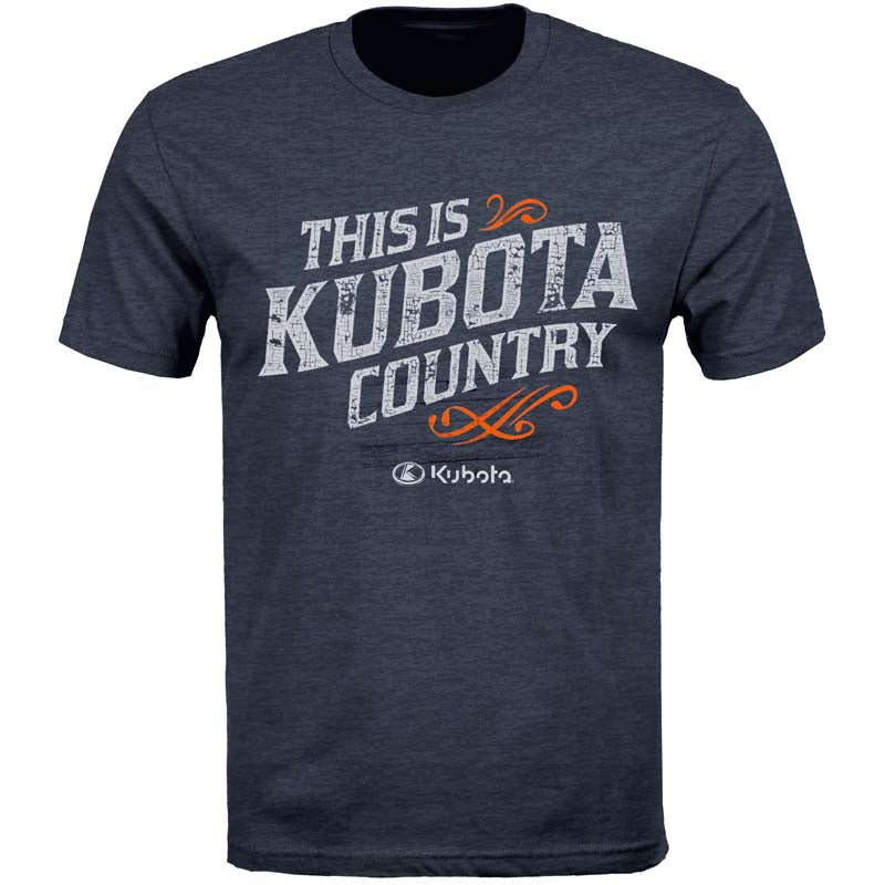 Kubota Country T- Shirt