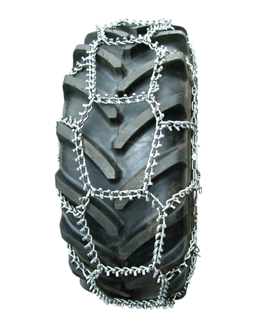 Tractor tire chain - Size (18.4X34) -9.5mm