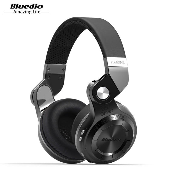 Bluedio T2S(Shooting Brake) Bluetooth stereo headphones wireless headphones Bluetooth 4.1 headset  headphones