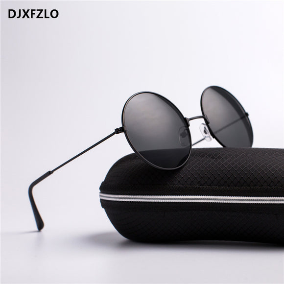 2018 Vintage Fashion Round Sunglasses Men's and Women's Designers Sunglasses Women's Prince Optics Oculus de Sol Feminoculos