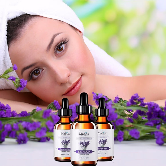Lavender Essential Oil(100 % Natural) Treatment Level Massage-Perfect Aromatic Therapy, Relaxation Therapy, Better Skin nursing