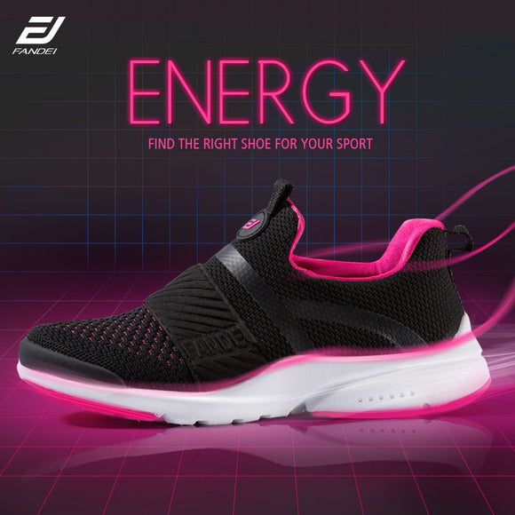 FANDEI 2018 Running Shoes Women And Men Slip On Women Sneakers Breathable Women Sport Shoes AIR PRESTO Walking Jogging Shoes