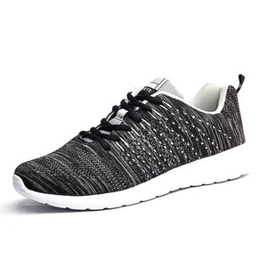 Summer/Spring Air Mesh High Quality Breathable Sneakers Men women bayan spor ayakkabi Outdoor running couples Shoes big size ew1
