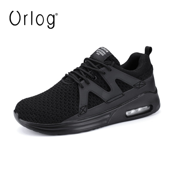 Air Mesh Cushion Men Running Trail Shoes Brand Athletic Design Sneakers Sport Training Walking Shoes Men Male Adult Shoes Cheap