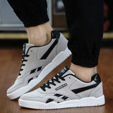 Plus size 38-46 Men Sneakers boys Sports shoes Breathable Canvas Sneakers Outdoor Mesh Trainers shoes for men
