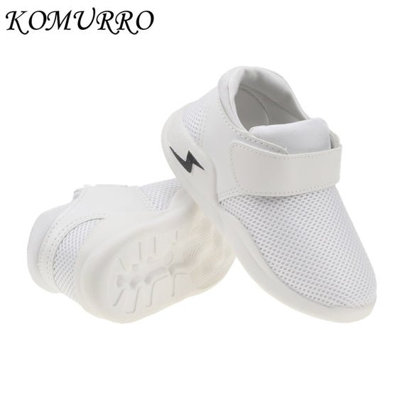 Children Shoes Sneakers Spring Mesh Breathable Boys Girls Casual Shoes Soft Comfortable Kids Sneakers For Girl Baby Toddler Shoe