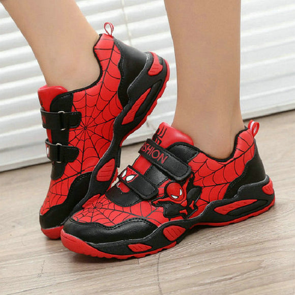 New Autumn Breathable Non-slip Kids Fashion Sneakers Child Breathable Student Girls Sports Shoes for boys Size 26~36