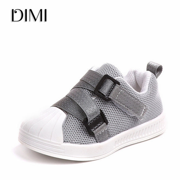 Hot 2018 Children's Shoes Spring Autumn Boys Girls Sneaker Fashion Comfortable Breathable High-quality Anti-slip Kid Sport Shoes