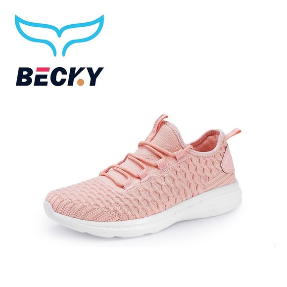 women light running shoes breathable mesh Sneakers men life style casual shoes ultralight jogging Fitness gym unisex size 36 44