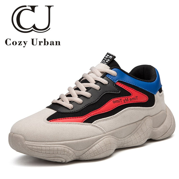 Cozy Urban 2018 mens shoes casual fashion sneakers men
