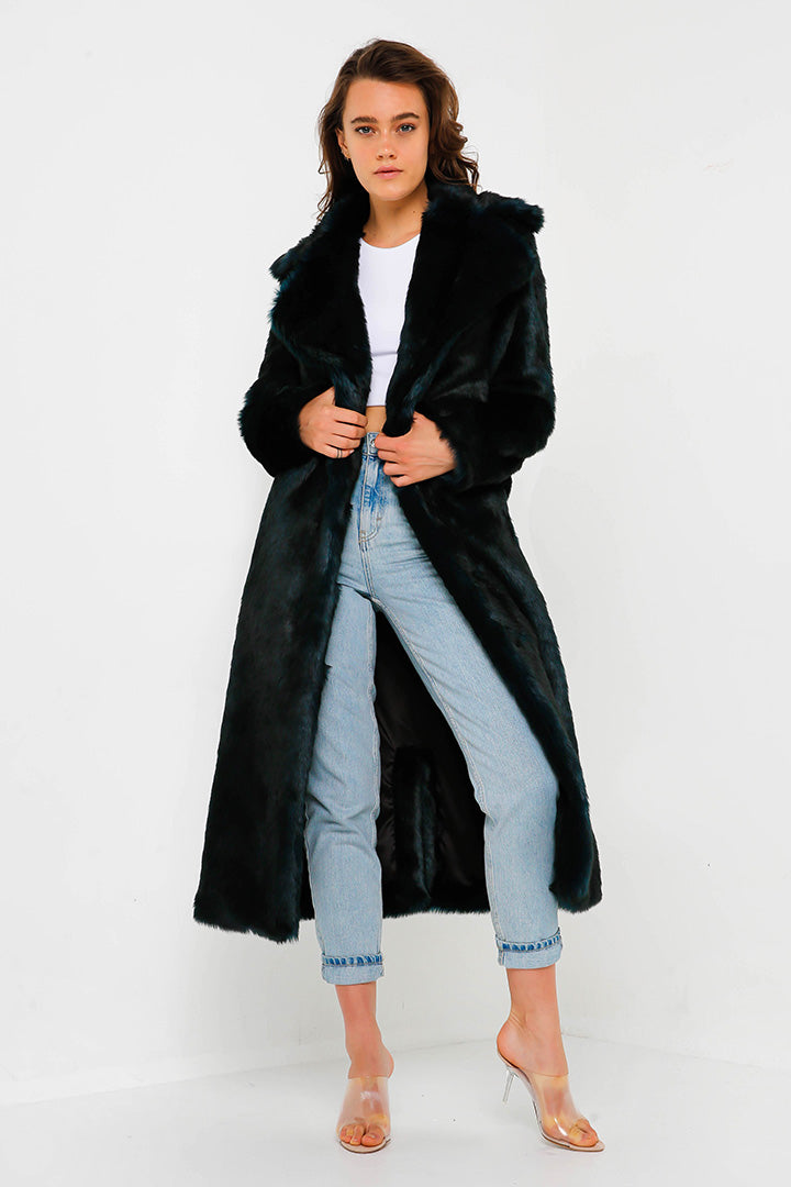 Long Mac Coat