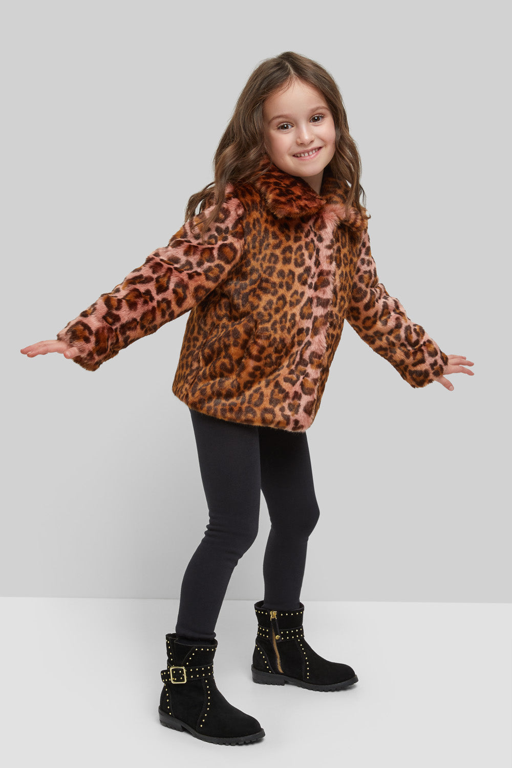 Mini Urban Tiger Jacket