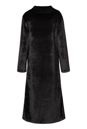 The Black Bird Coat