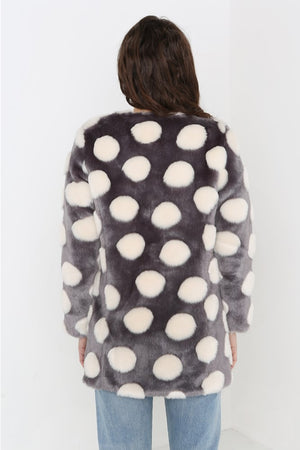Bubbles Coat