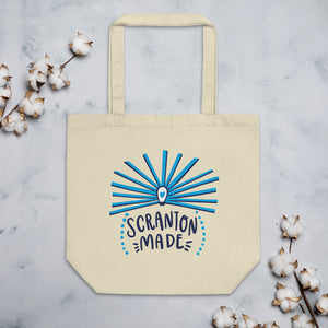 Electric City Eco Tote Bag
