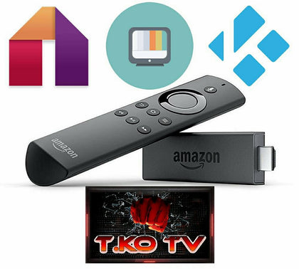 FIRESTICK WITH 30 DAYS OF T.KO TV