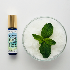 PEPPERMINT Magnesium Oil Roll On