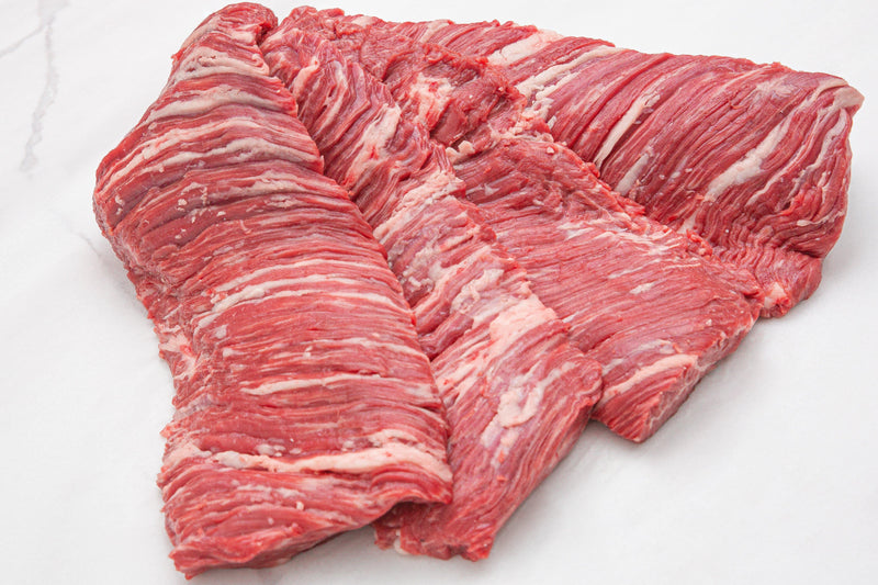 Outside Skirt Steak 16oz, 2 Portions of  8oz - PAT LAFRIEDA HOME DELIVERY