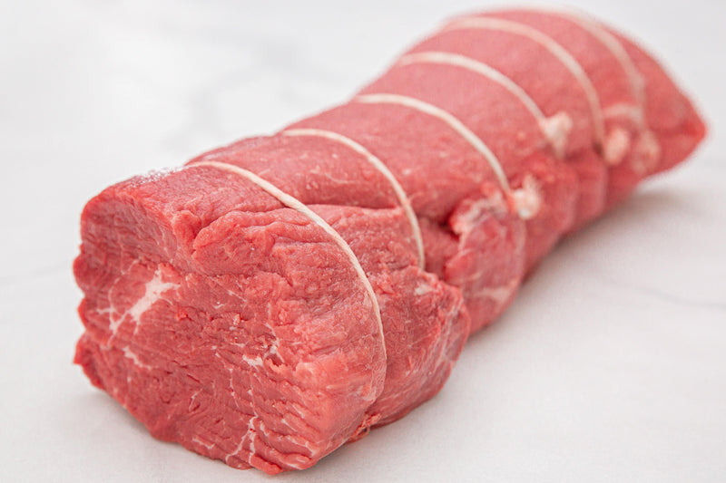USDA Prime Black Angus Beef Tenderloin Roast, Tied - PAT LAFRIEDA HOME DELIVERY