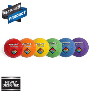 Rhino Playground Ball Set - 8.5 inch