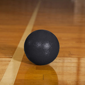 Rhino Skin Dodgeball Set Black/White- 6 inch