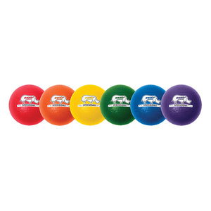 Rhino Skin Low Bounce Dodgeball Set- 6 inch