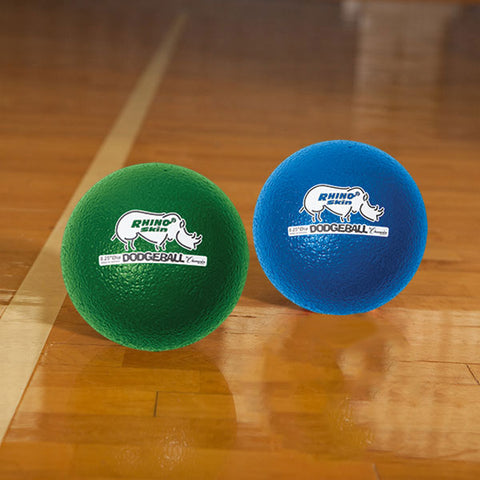 Rhino Skin Low Bounce Dodgeball Set - 8 inch