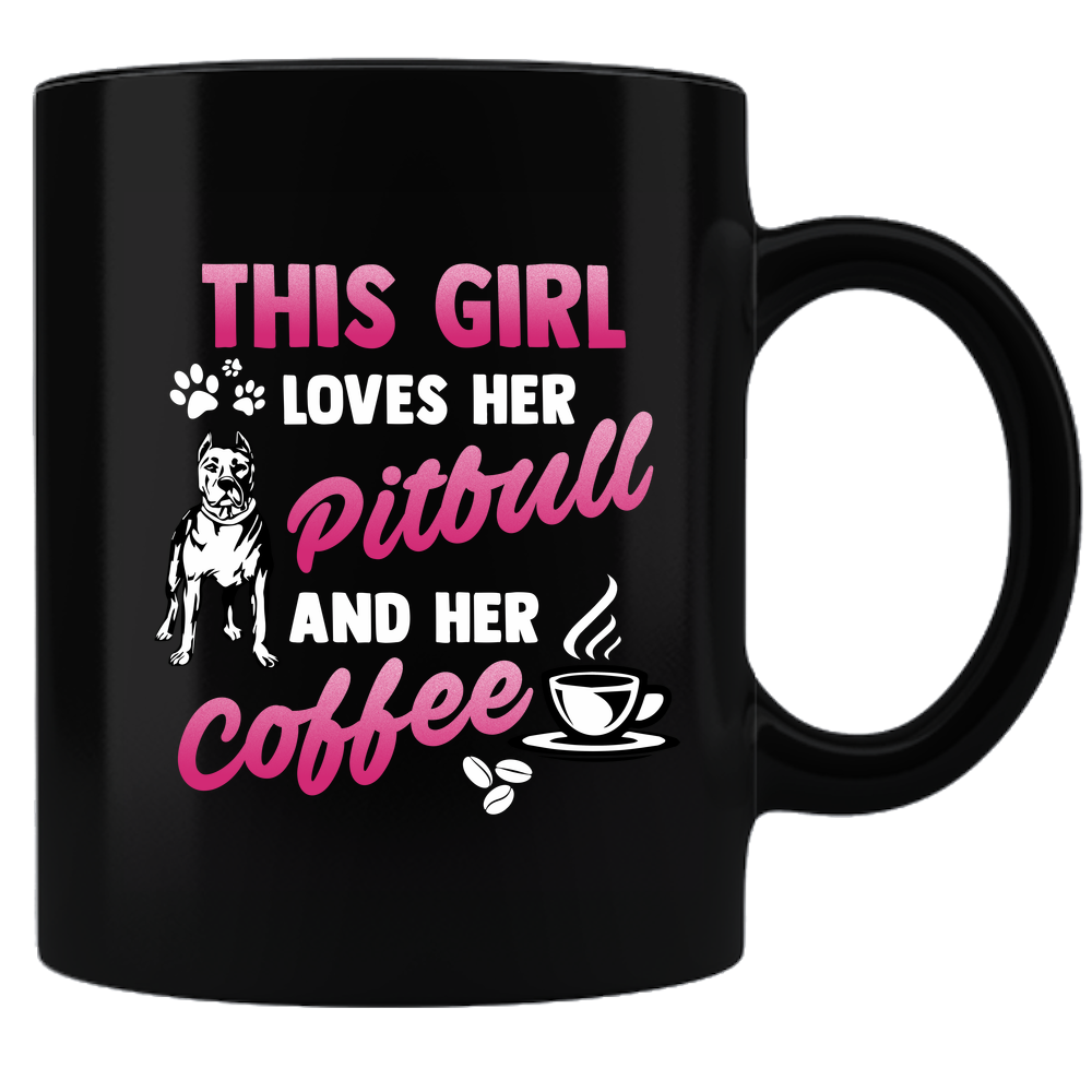 Pitbull Coffee Mug - Demo