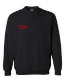 TEST Adult Crewneck Sweat Shirt