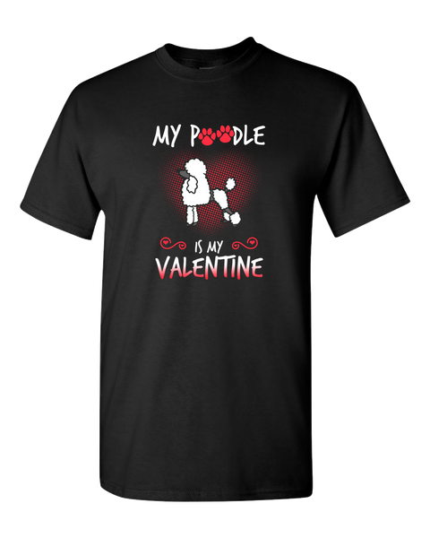 My Poodle Is My Valentine
