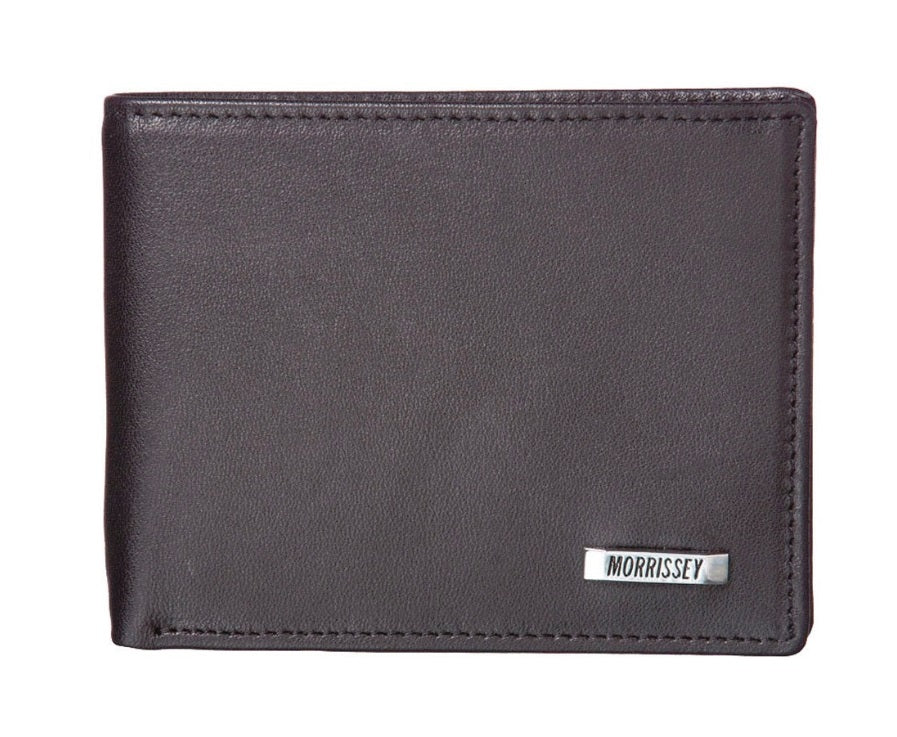 Morrissey Italian Leather Mens Wallet (MO10096)