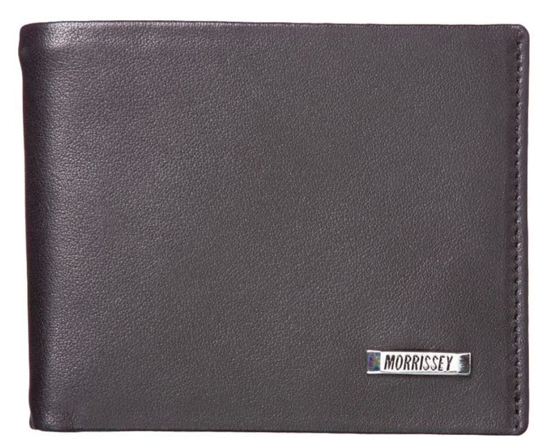 Morrissey Italian Leather Mens Wallet (MO10346)