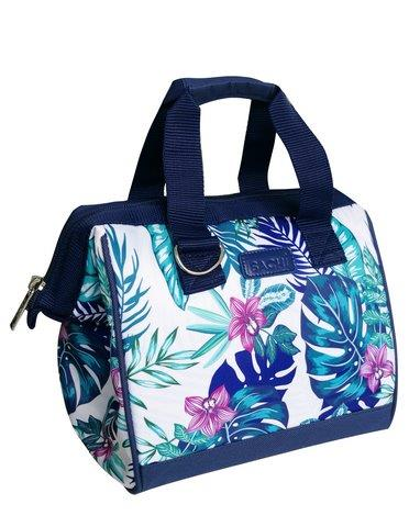 Sachi Tropical Paradise Insulated Lunch Bag