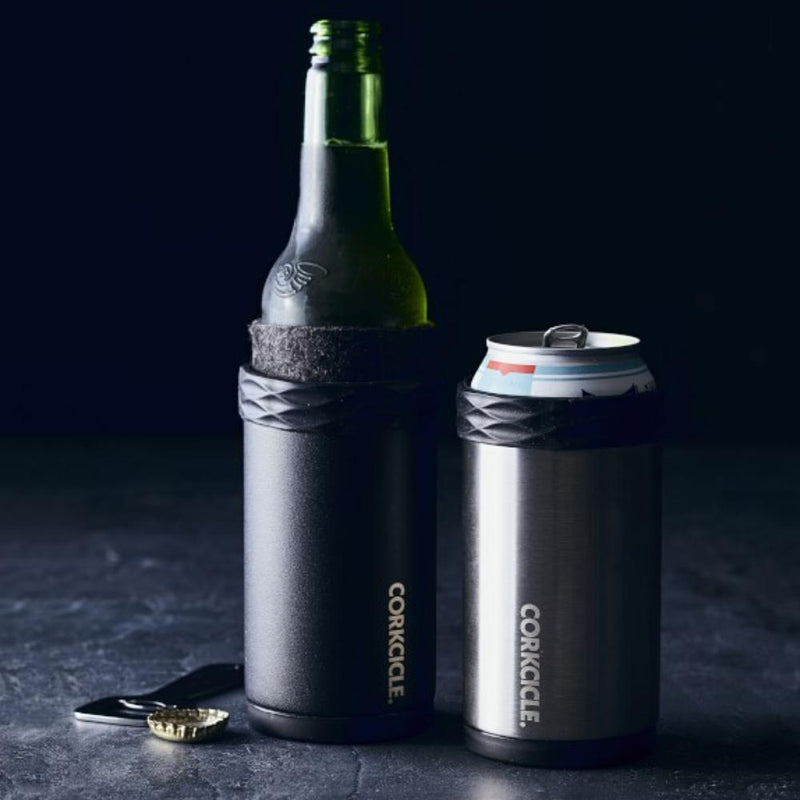 Corkcicle Stubby Cooler (Black)