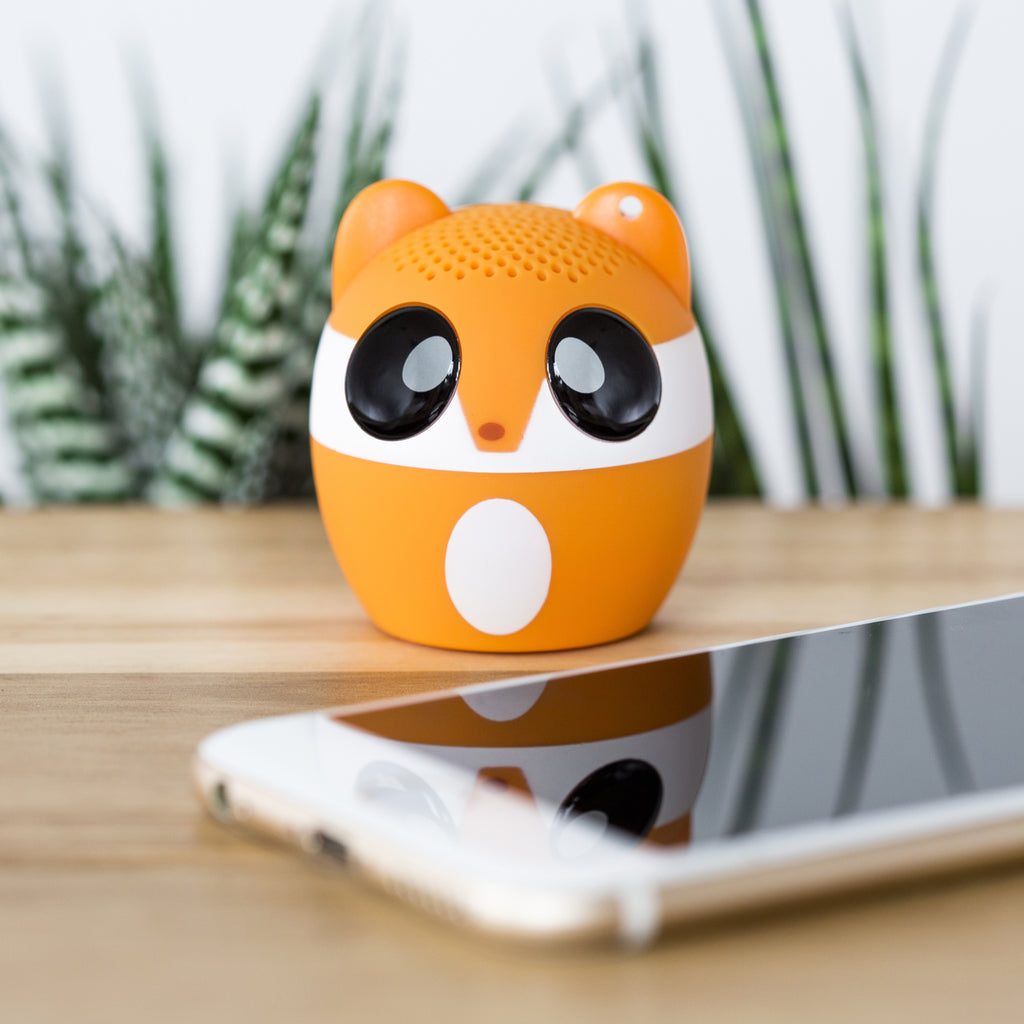 Fox Wireless Speaker | Bluetooth | Animal Speakers