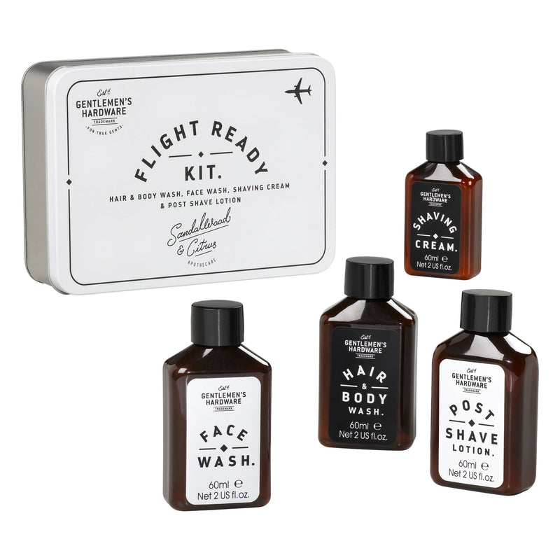Men's Flight Ready Kit by Gentlemen's Hardware