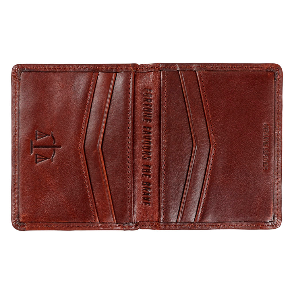 Men's Double Card Wallet by Gentlemen's Hardware