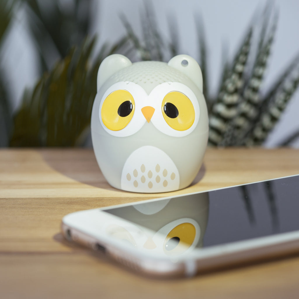 Owl Wireless Speaker | Bluetooth | Animal Speakers