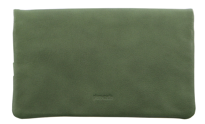 Pierre Cardin Italian Leather Ladies Wallet (PC10842) - Emerald